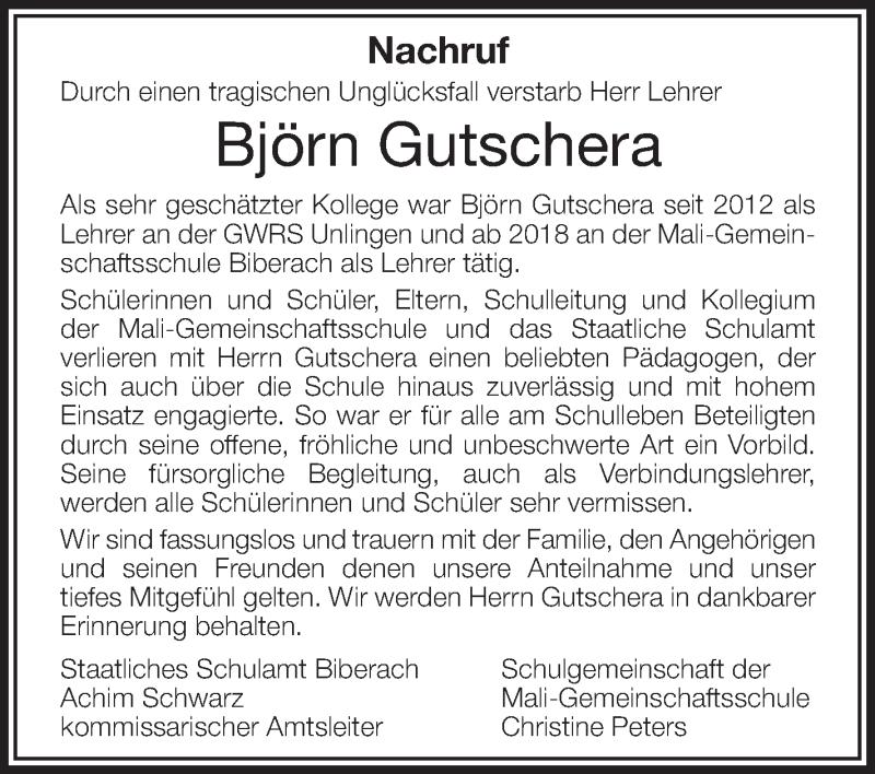 Björn Gutschera