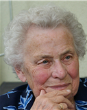 Portrait von Irmgard Schorb